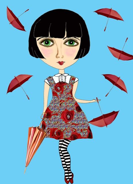 Girlwithumbrellasx