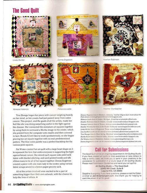 Art Quilt SCAN 3
