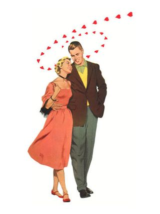 Couple-in-love-1951