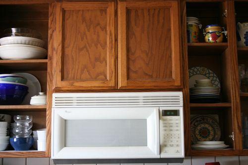 Microwavebefore