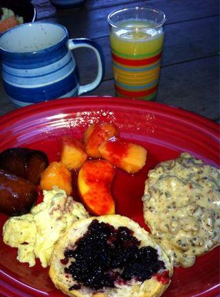 Breakfast(malousplate)