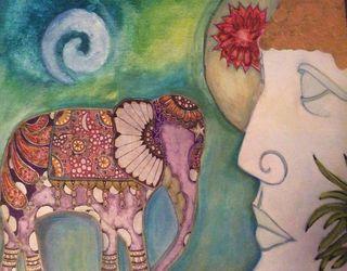 Elephantbuddha