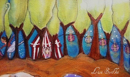 Slumber Land (close up)